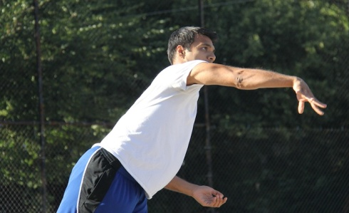 Gaurav pitched well for Bobby Brown but got little run support