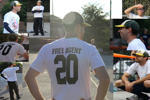 2012 EWL Wiffle Manager of the Year Mark Guthrie