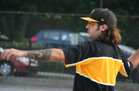 Helal allowed only 2 runs in the complete game win for Eastbound & Dahn