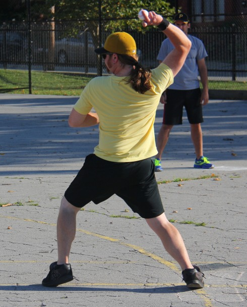 Nate was dominant in his first career playoff start, quieting the Questionable Outfit bats in game 1
