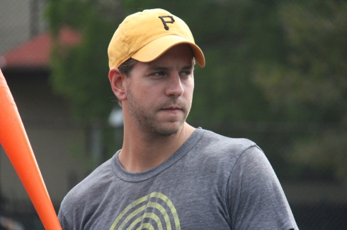 Tom had 6 hits in the series-clinching win to lead Questionable Outfit to a second consecutive Wiffle Series berth