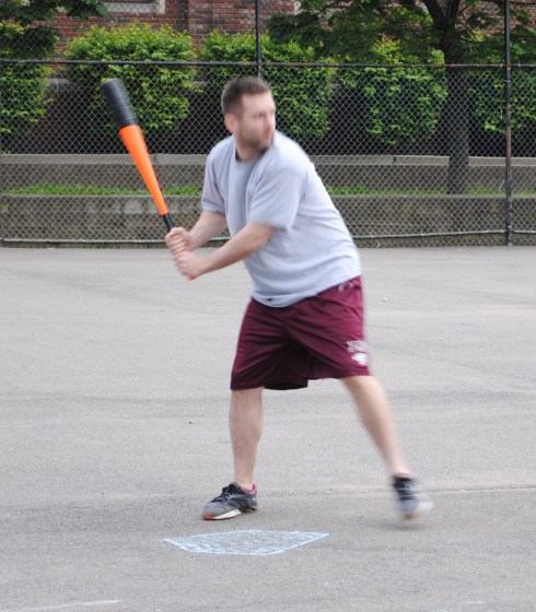 Mike went 3-for-6 against Cookies & Cream with two home runs and four RBI in the top of the fourth inning alone
