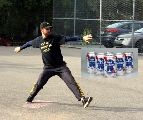 Guthrie has started the 2016 wiffle season on a rampage, playing at a high level on offense and on the mound
