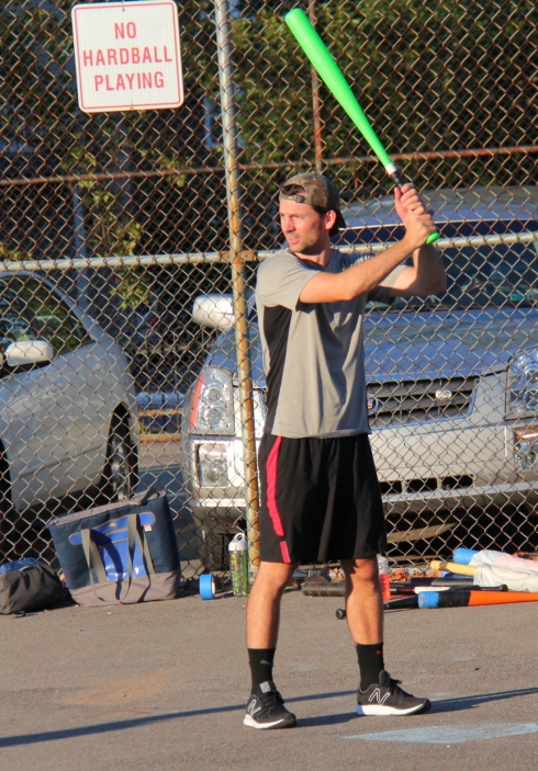 Bob had a dominant performance in the Wiffle Series, and helped Questionable Outfit close things out with a complete game win and four home runs